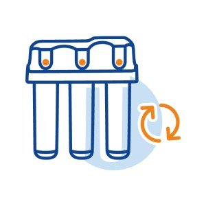 Замена крана питьевой воды КГКП